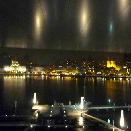 Lucerne, night